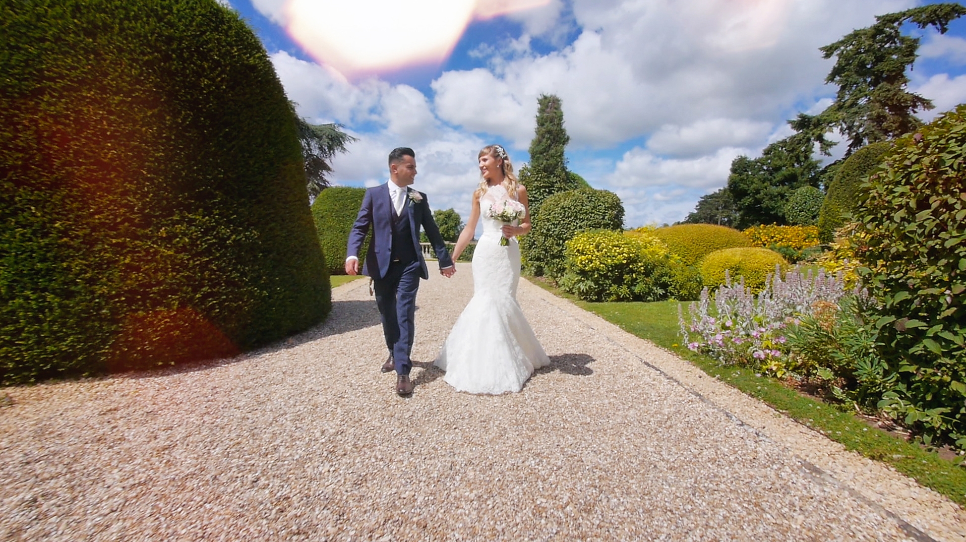 Wedding videography in Hereford