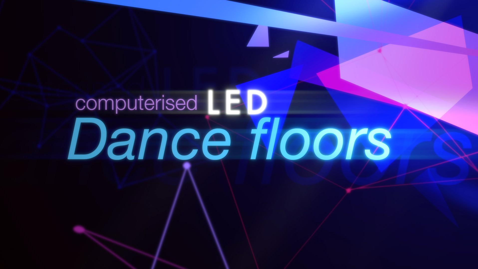 LED Dance Floor Hire West Midlands